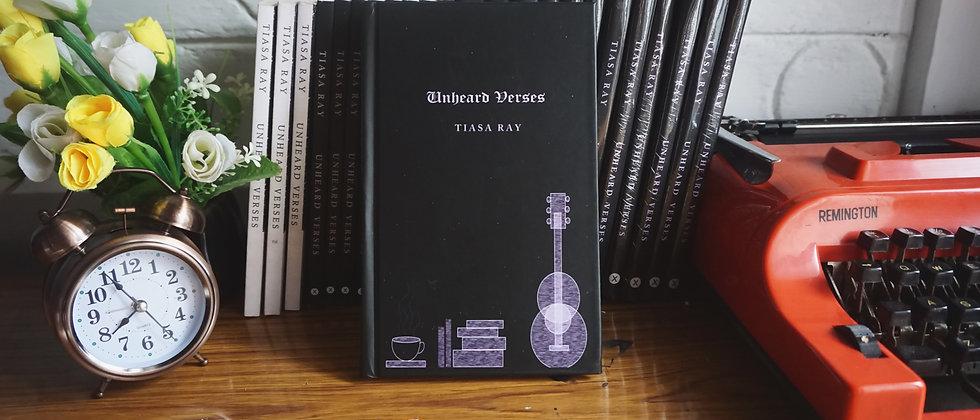 Unheard Verses : Signed Edition