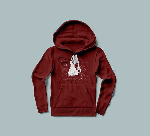 Tiasa Creates : Unisex Hooded Sweatshirt