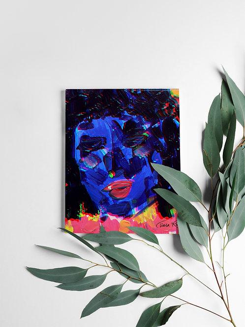 Stray Heart  : Giclée Fine Art Print or Gallery Wrap