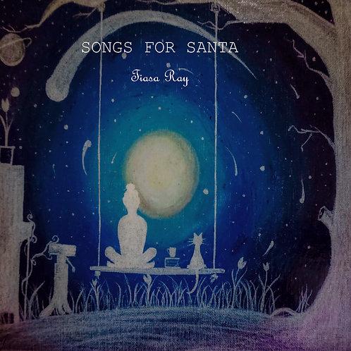 Songs For Santa - CD