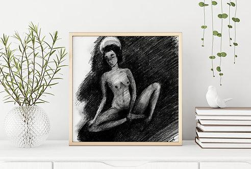 Heartbreak : Giclée Fine Art Print or Gallery Wrap