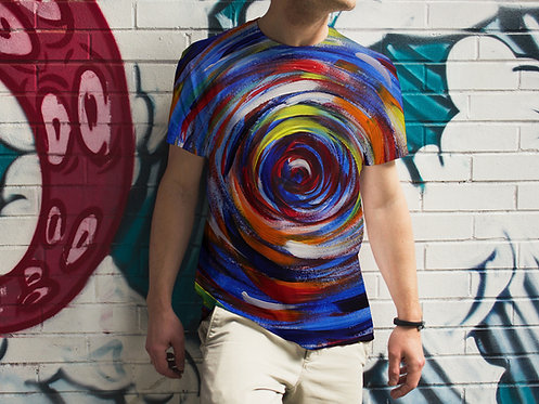 Oblivion : Men's All Over Printed T-shirt