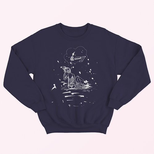 Unisex Artsy Sweatshirts