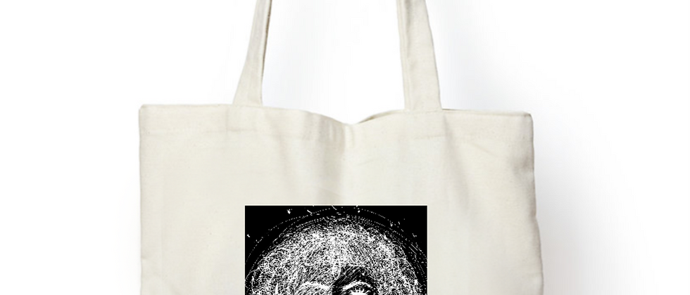 Cotton Tote Bags - With Zipper