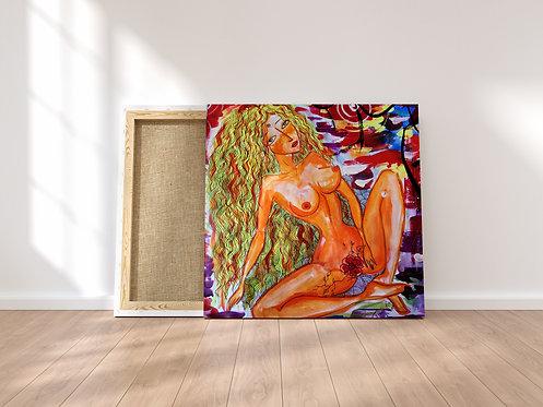 Divinity : Giclée Fine Art Print or Gallery Wrap