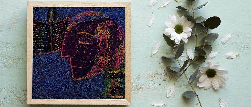 Detachment : Giclée Fine Art Print or Gallery Wrap