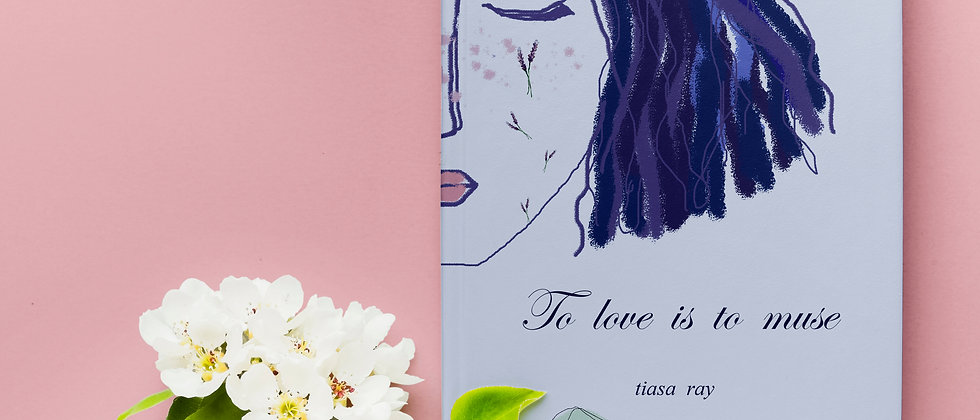 to love is to muse : pre-order