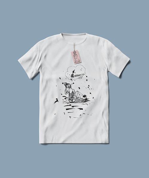 Artsy Unisex Cotton T-shirt