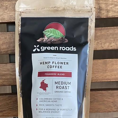 Green Roads Founders Coffee