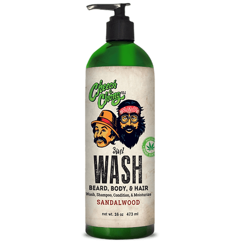 Elite Hemp 3 in 1 Wash