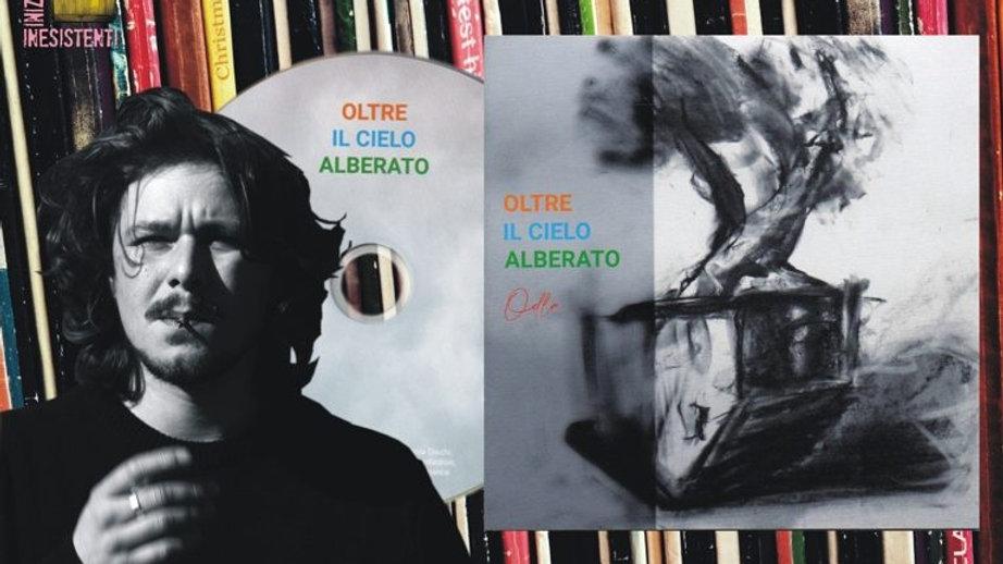 """CD """"Oltre il cielo alberato"""" di Odla Iznat"""