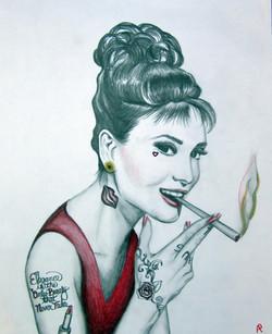 Audrey Gone Wild