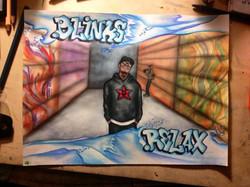 Album Print for .Blinks