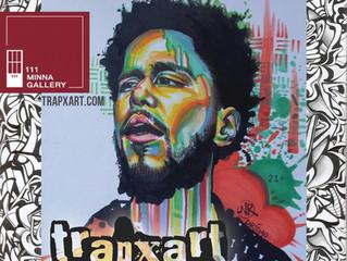 TrapxArt - J. Cole Edition