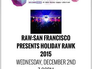RAW Art Show - December 2