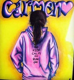 Carmen's Portrait