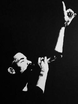 Drake Silhouette