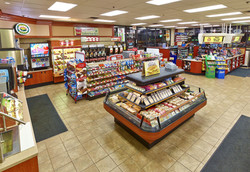 New construction convenience store