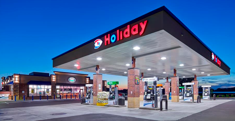 Holiday Stationstore Remodel Fueling