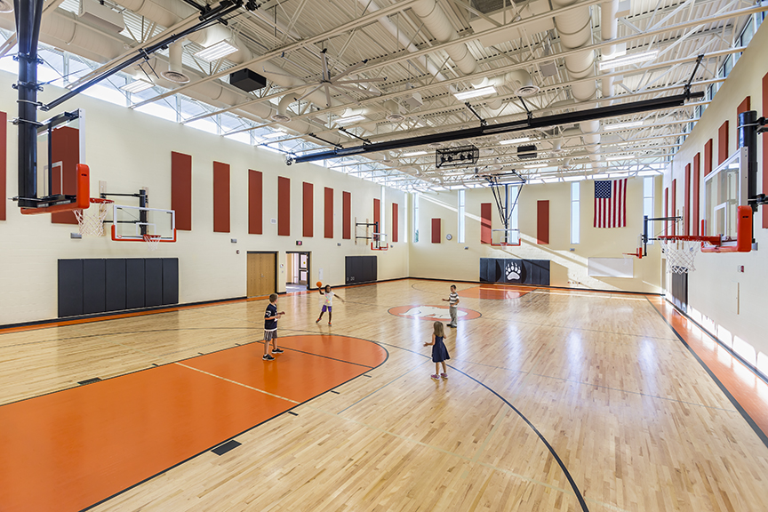 New School Gymnasium