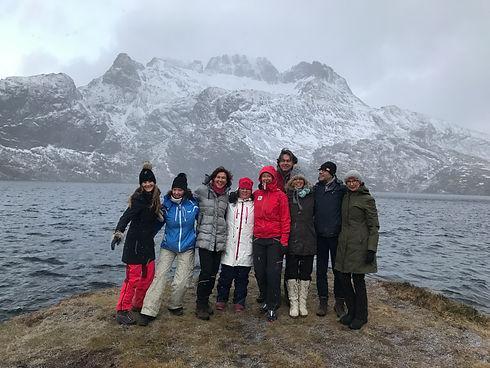 10 Workshop group Studalsvannet.JPG