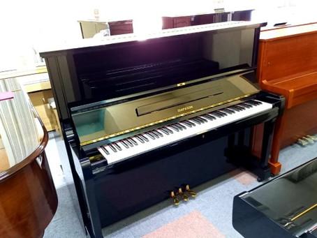 〈中古ピアノ〉ディアパソン 125-C(アップライトピアノ)