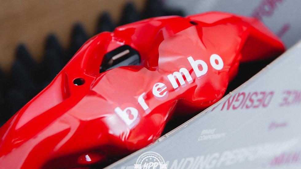 BBK Brembo para MQB