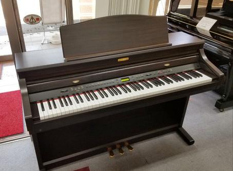 〈中古電子ピアノ〉カワイ KAWAI CA71R(展示品)