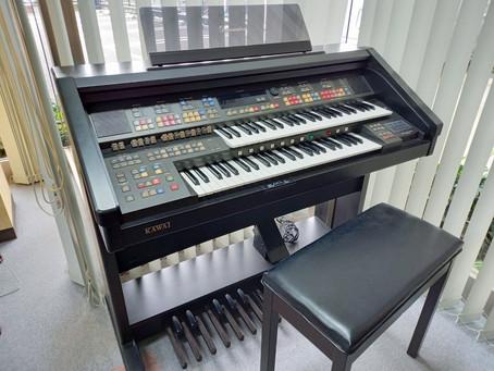 〈中古電子オルガン〉カワイ XR7000(展示品)