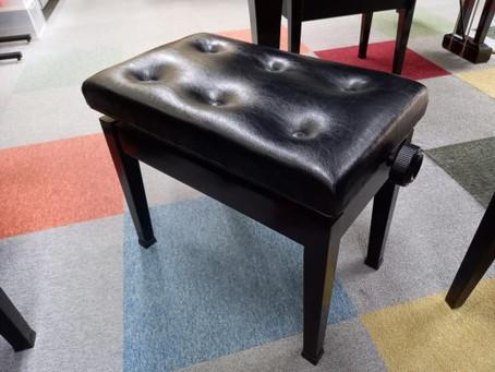〈中古ピアノ椅子〉 掘り出し市 ~お試しください~