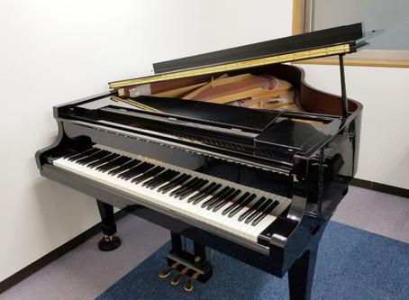 〈中古ピアノ〉カワイ  KAWAI NX-40A(グランドピアノ)