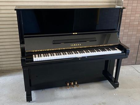 〈中古ピアノ〉ヤマハ  U3H(アップライトピアノ)
