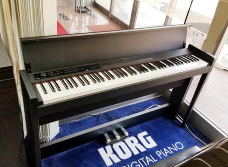 〈電子ピアノ〉コルグ  KORG C1Air(展示品)