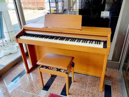 〈中古電子ピアノ〉ローランド HP503-LWS(展示品)