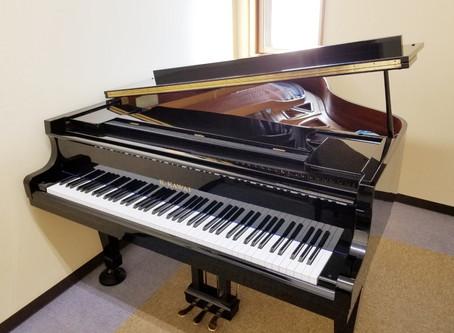 〈中古ピアノ〉カワイ  KAWAI KG-3E(グランドピアノ)