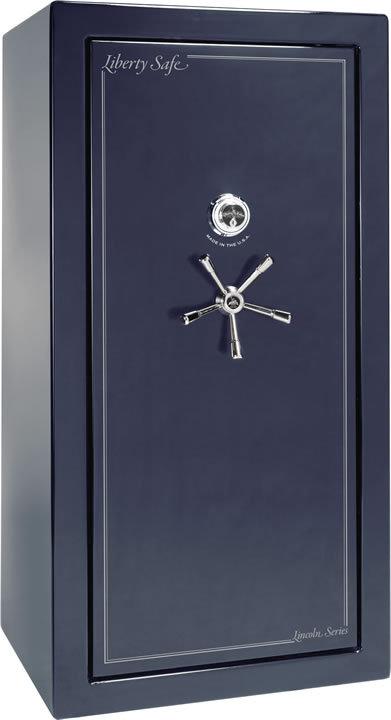 Modern Lincoln 25 Blue Gloss
