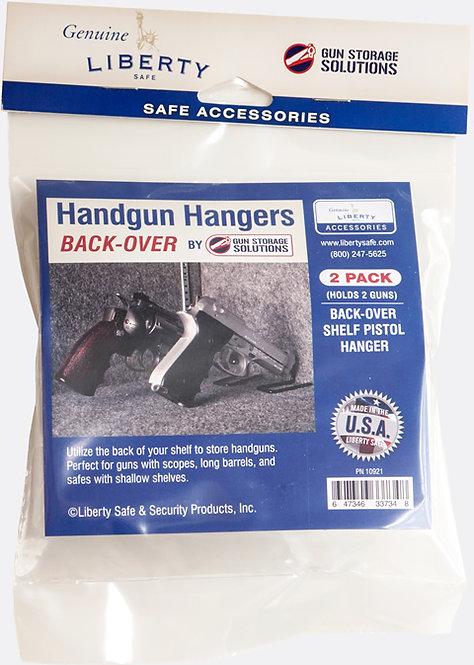 Over back Pistol Hanger (2 pack)