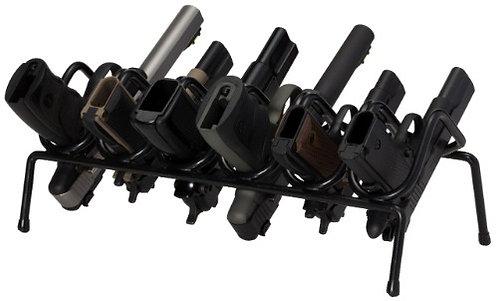 6 Gun Pistol Rack