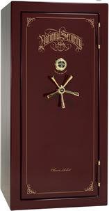 National Classic Select 25 Burgundy Gloss