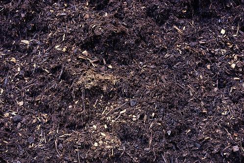 Manure Mulch Compost