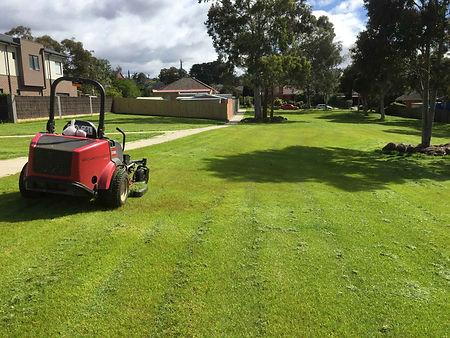 Comm Lawn Mowing.JPG