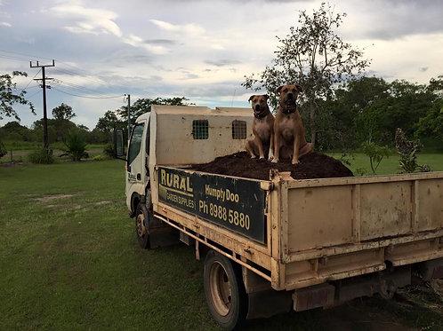 Dump Mulch Deliveries