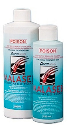 Malaseb Medicated Foam.....from