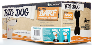 Big Dog BARF for Dogs - Chicken