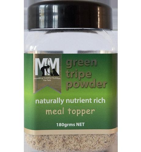 Green Tripe Powder 180g