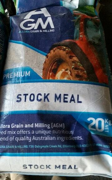 AGM (Allora) Stockmeal 20kg