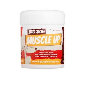 Big Dog Muscle Up.....from