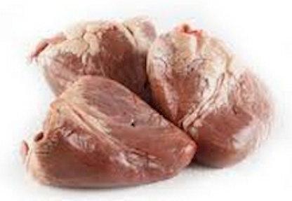 Lamb Hearts - 25+kg Boxed