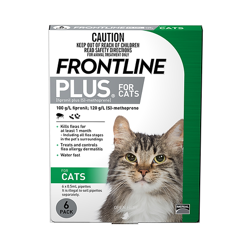 Frontline Plus Cat.....from