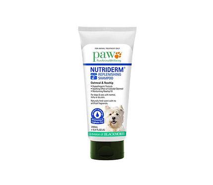 Paw Nutriderm Shampoo.....from